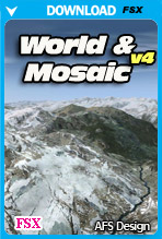 World & Mosaic v4 for (FSX)