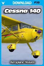 Cessna 140 (P3D v4.4+)