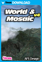World & Mosaic v4 for (Steam)