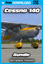 Cessna 140 Bundle
