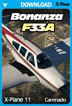 Carenado F33A Bonanza (X-Plane 11)
