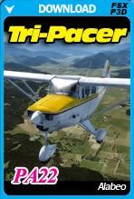Alabeo PA22 Tri-Pacer (FSX/FSX:SE/P3D)
