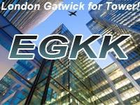EGKK Gatwick International Airport Add-On for Tower! 2011