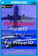 FSFlyingSchool PRO 2013 For Prepar3D