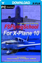 FSFlyingSchool For X-Plane Multiple Planes