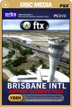 FTX Brisbane International Airport