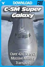 C-5M Super Galaxy