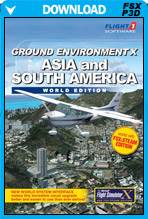 Ground Environment X Asia and South America