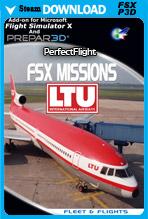 FSX Missions - LTU