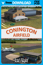Conington Airfield (FSX/FSX:SE/P3Dv3-v4)