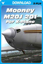 Carenado Mooney 201 M20J v3.2 For X-Plane 10.30+