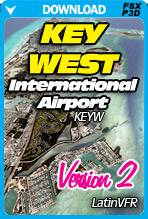 Key West International Airport V2 FSX/P3D