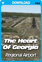 The Heart Of Georgia Airport (KEZM)