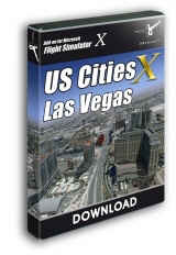 US Cities X - Las Vegas