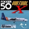 Fokker 50 Virtual X