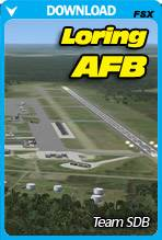 Loring AFB for FSX