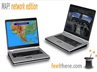 MAP! Network Edition (FSX/FS9)
