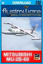 Mitsubishi MU-2B-60