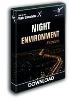 Night Environment France (FSX/FSX:SE/P3D)