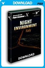 Night Environment: Italy
