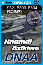 Nnamdi Azikiwe International Airport DNAA (FSX/FSX:SE/P3Dv3-v4)
