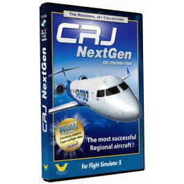 CRJ NextGen Regular Edition