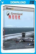Greenland - Nuuk X (FSX+FSX:SE+P3D)