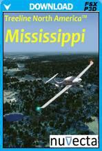 Treeline North America: Mississippi