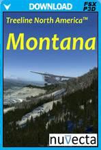 Treeline North America: Montana