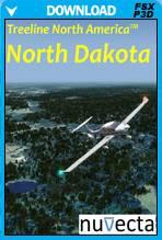 Treeline North America: North Dakota