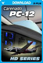 Carenado PC-12 HD SERIES for X-Plane 10
