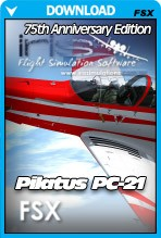 IRIS - Pro Training Series - Pilatus PC-21 75th Anniversary Edition [FSX]