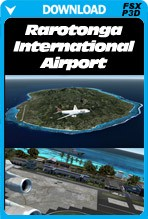 Rarotonga International Airport (FSX+P3D)