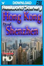 Hong Kong And Shenzhen China HD