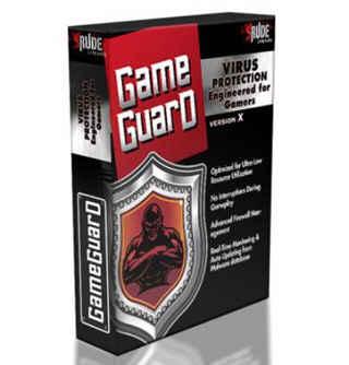 GameGuard Anti-Virus Protection