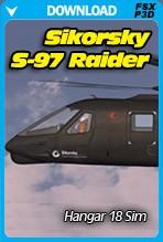 Sikorsky S-97 Raider (FSX&P3D)