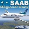 SAAB Regional Pack for FS2004