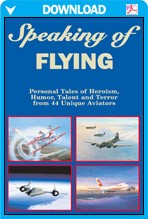 Rod Machado's Speaking Of Flying