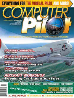 Computer Pilot Magazine - Volume 9 Issue 12 Dec 2005