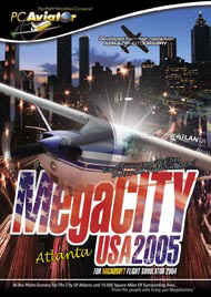 MegaCity USA 2005: Atlanta