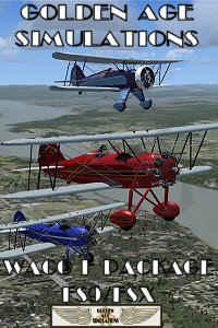 WACO F and F-2