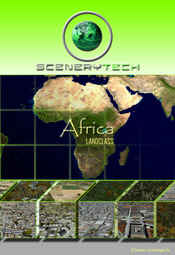 Scenery Tech Landclass Africa
