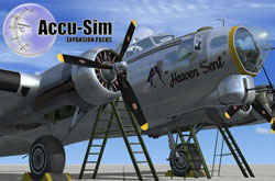 Accu-sim Expansion Pack for the Wings of Power B17 Flying Fortress