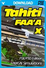 TAHITI FAA'A X FOR FSX/P3D