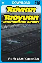 Taiwan Taoyuan International Airport (RCTP)