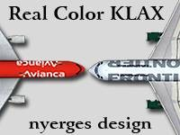 Real Color KLAX for Tower! 2011