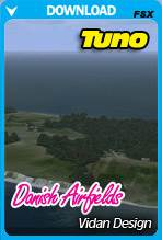 Danish Airfields X - Tuno for FSX