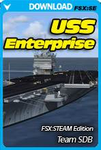 USS Enterprise (FSX Steam Edition)