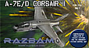 RAZBAM A-7E and A-7D Corsair II for FSX
