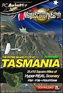 MegaSceneryEarth 3 - Tasmania, Australia (FSX/FSX:SE/P3Dv1-v4)
